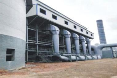 甘肃中瑞铝业工地